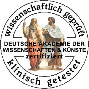 Deutsche Akademie der Wissenschaften und Künste - zertifiziert